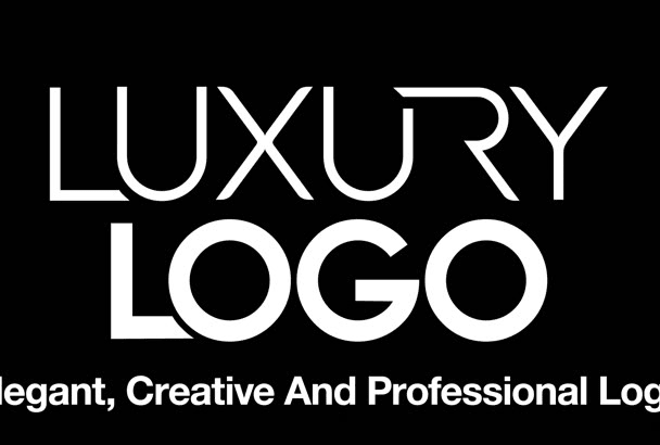 design a LUXURY logo