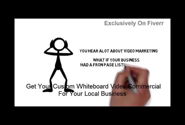 create Custom PROFESSIONAL Explainer Video Commercial