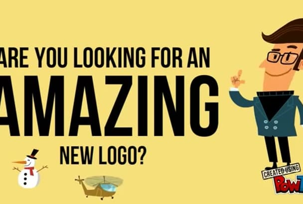 design an ORIGINAL and personal logo