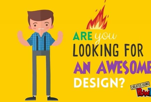 design an ORIGINAL Tshirt for you