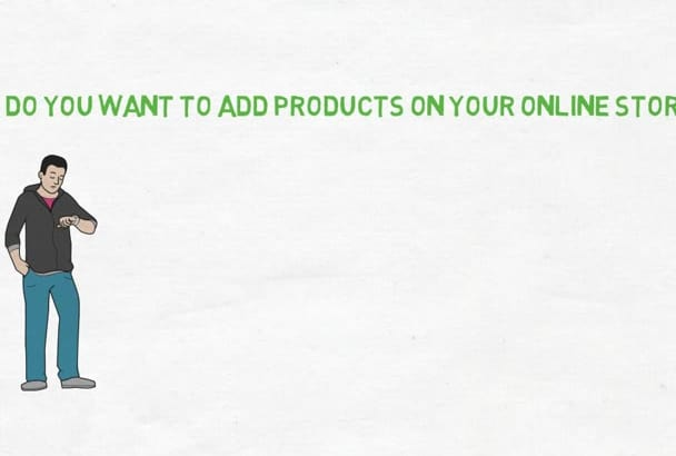 add products to WooCommerce, shopify, magento, wordpress