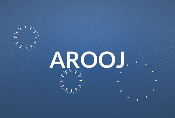 make Professional Typography Videos