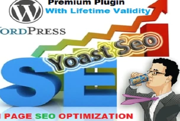 complete On Page SEO Optimization with Yoast Premium Plugin