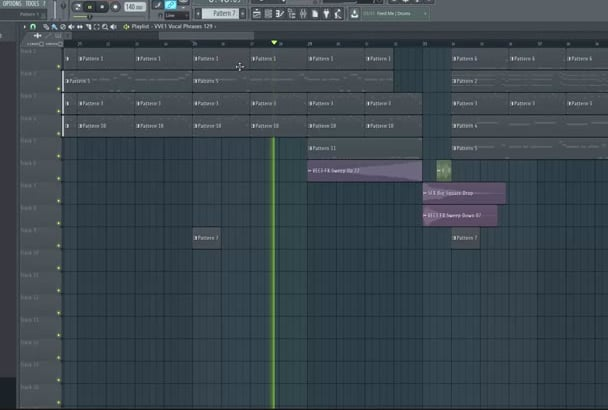 create a kickass trap beat for you
