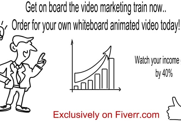 create a PROFESSIONAL Whiteboard Explainer Sales Video