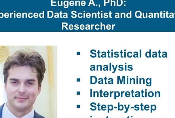 do marketing research data analysis