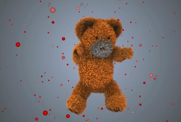 create Teddy Dance Video