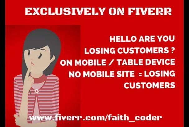 convert design into html css base responsive website design