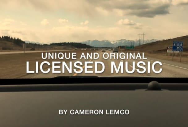 write and Record Custom Theme Music