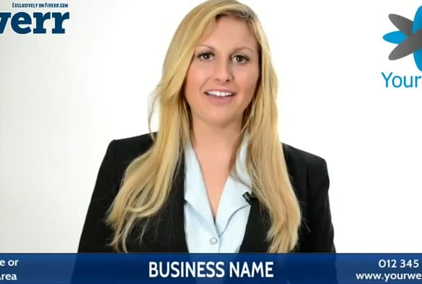 make this Stunning Commercial Video Testimonial