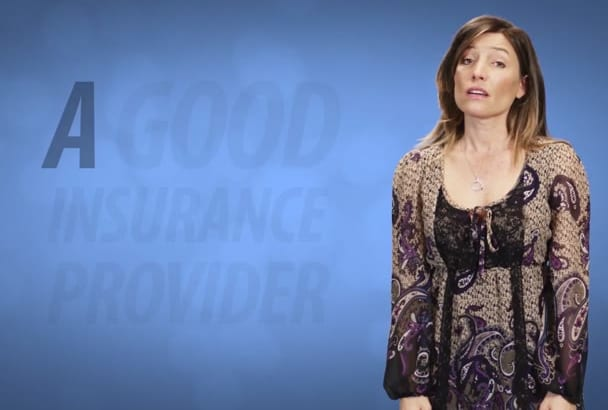 create an amazing insurance commercial