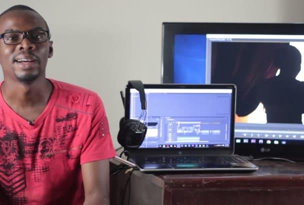 edit Any Video Professionally