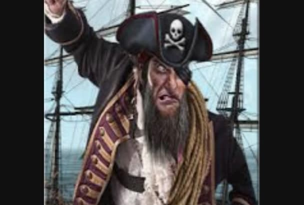 be your Perfect Pirate Voice