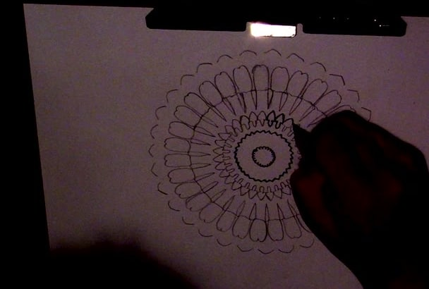 draw you 10 Mandala designs for Adult coloring Books