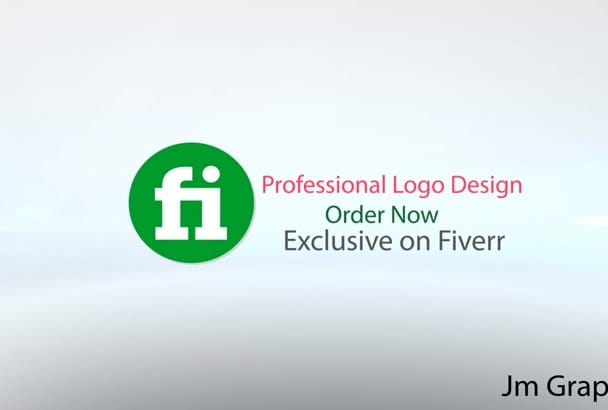 design 3 Concepts of Creative, Modern and Professional logo