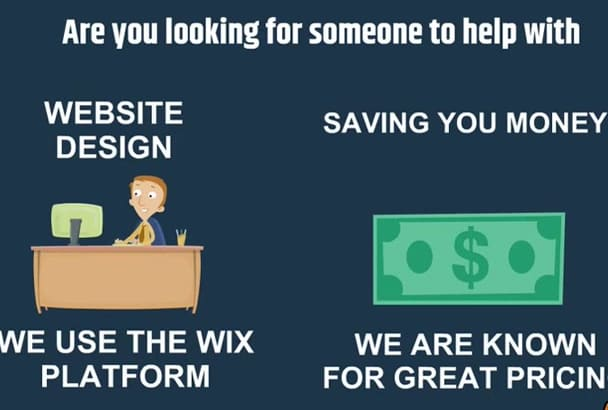 design or Redesign your website to Express your Vision
