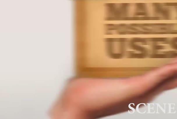 make different video scene