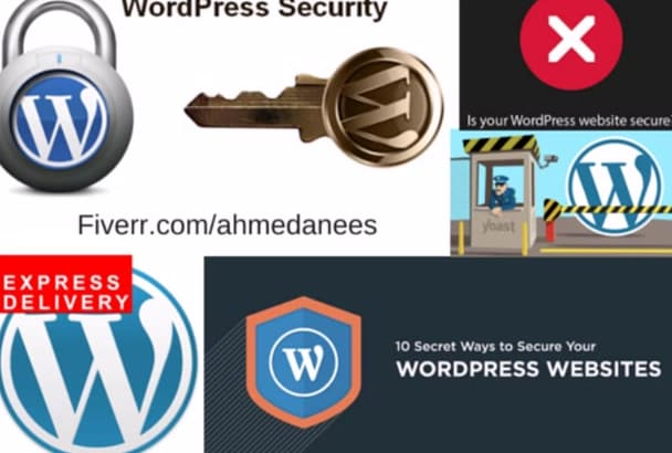 secure WordPress Sites from Hackers By Security Measures