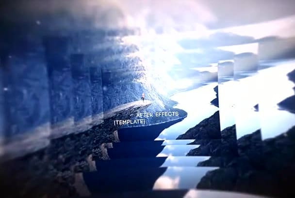 make Amazing Video Opener animation