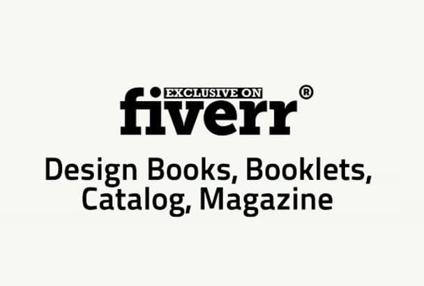 design Books Booklets Catalog Press Release