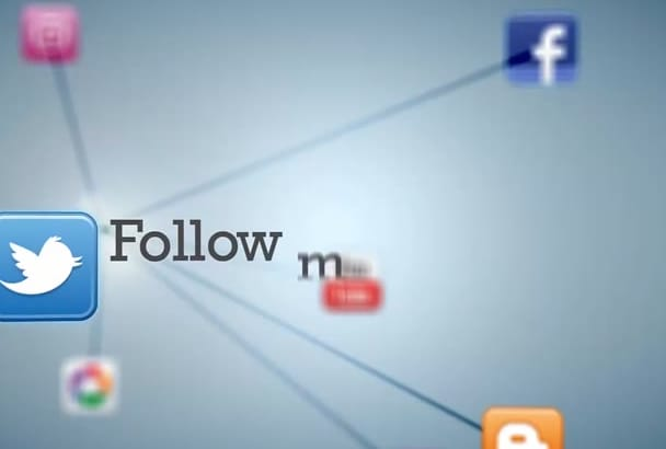 create this Great Social Media intro