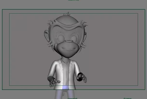 do animate anything in 3D