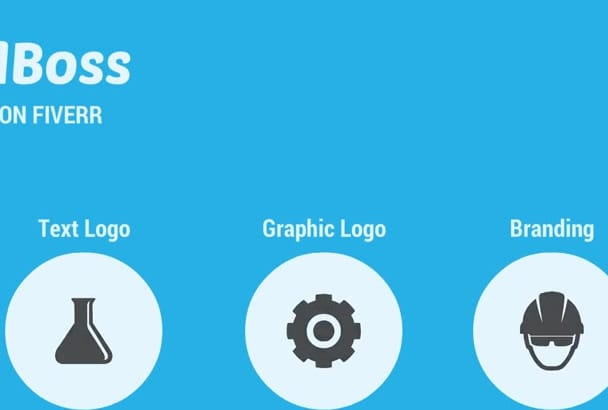 design an AWESOME and Professional logo in 24 hours