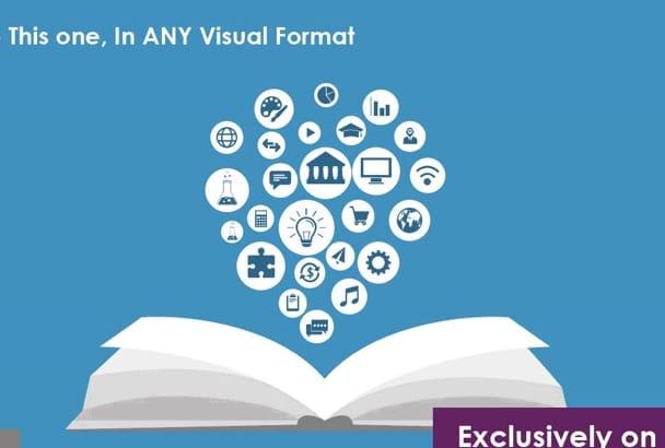 make an Animated Infographic