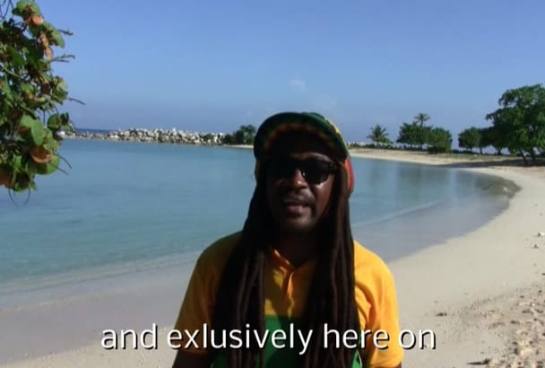 awesome Fathers Day Greetings from Jamaican Beach