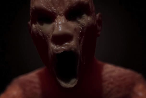 make scary scream Halloween