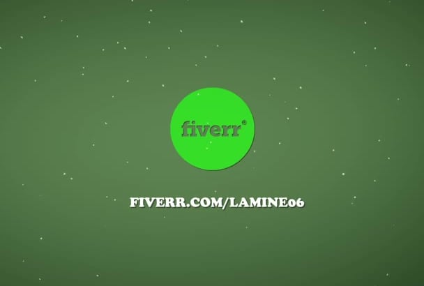 do this quick intro with dynamic liquid logo
