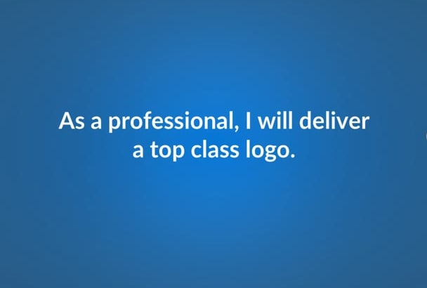design your business logo as a professional