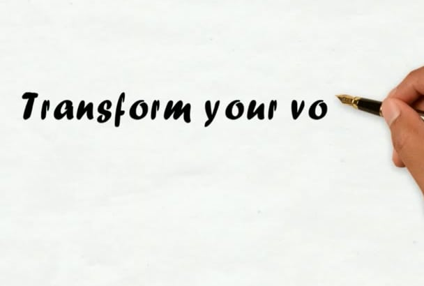 transform your voice with my professional voice changer