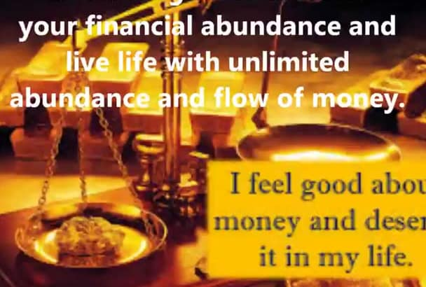 clear and Heal Blockages to Your Financial Abundance