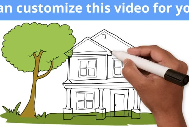 make explainer video marketing for real estate agent