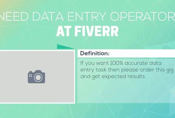 data entry copy paste pdf to excel