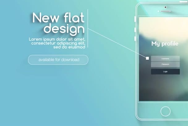 make  MODERN App promotional video