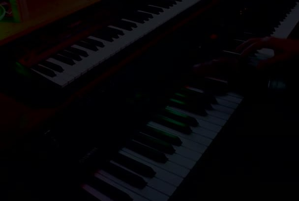 do Piano Compositions or Piano Cover