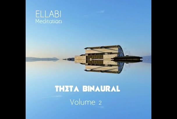 give you theta binaural meditation music