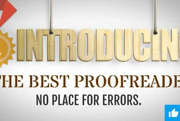 professionally edit and proofread 2500 words in 24 hours or less