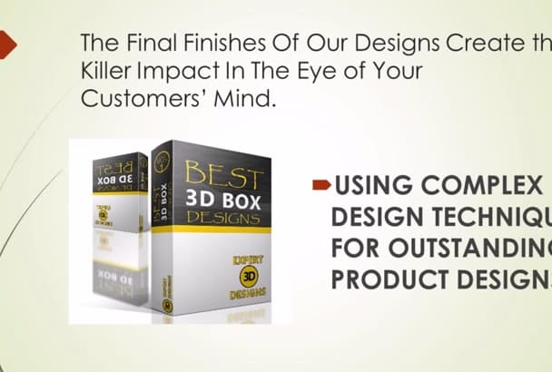 create VARIETIES of Stunning 3D Box Product Mockups 3D Ebooks 3D Cd Magazines