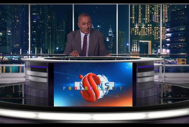 create News Video in HD Quality of Your Choice