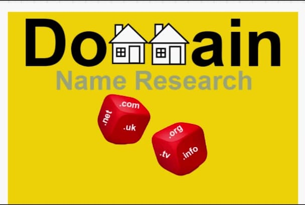 find the best 5 domain names for you