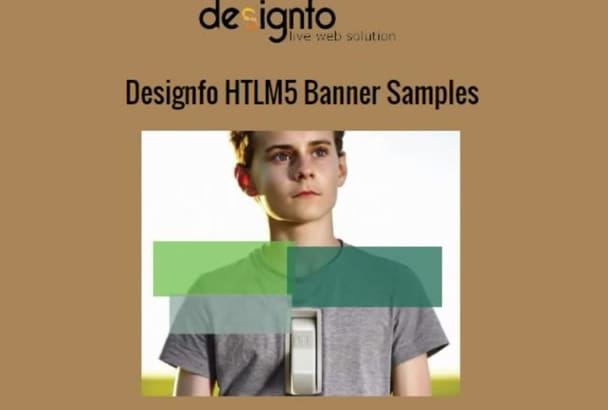 do 14 html5 animated and Static banner Package