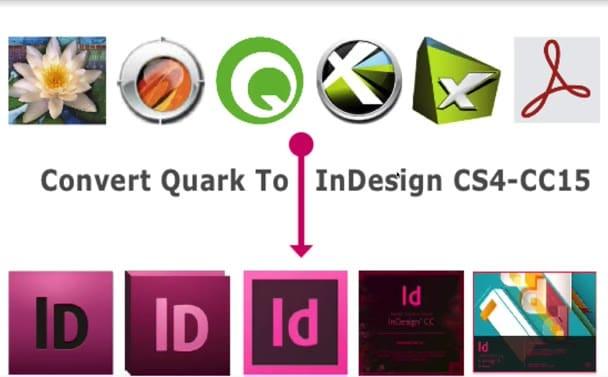 convert Quark Document To InDesign