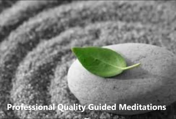 send you 2 gratifying guided meditations