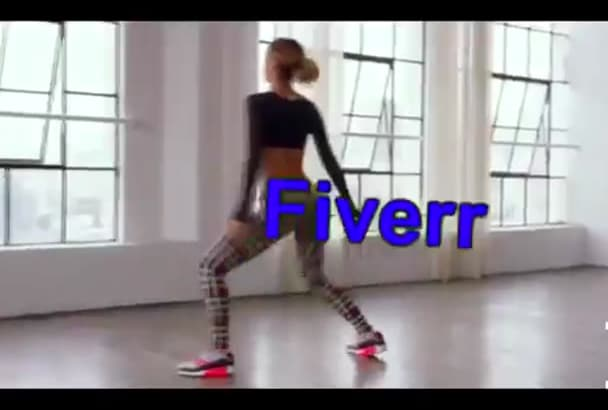 create 5 GREAT video intro YouTube twerk