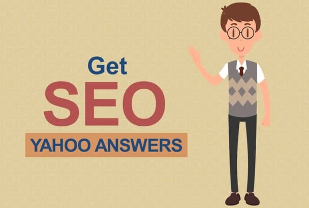 write and post 300 words SEO  Content on Yahoo answers
