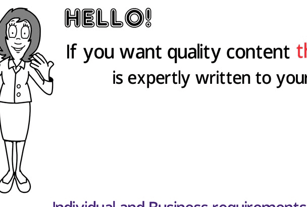 write a well compelling About Us page for your website
