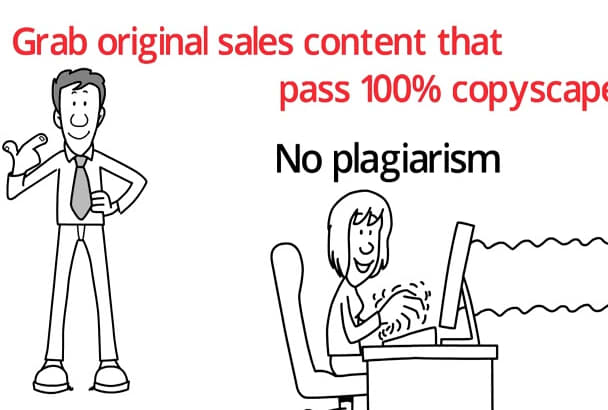 write sales copy that generate positive result